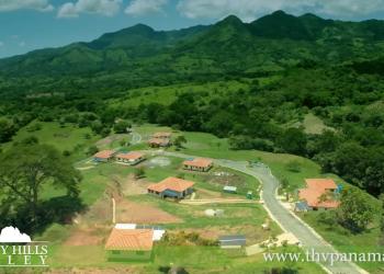 Video aéreo Panamá